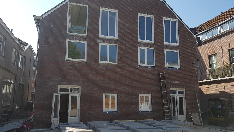 Renovatie 6 Appartementen