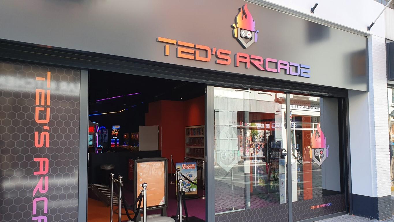 Teds Arcade Breda